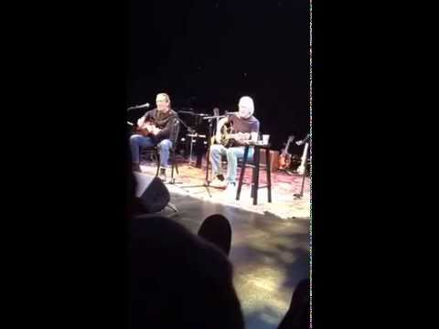 Roger Waters - Lay Down Jerusalem (If I Had Been God) - Early Deja Vu - GE Smith - 2015
