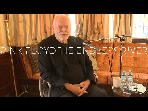David Gilmour talks about new Pink Floyd album The Endless River