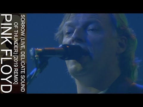 Pink Floyd - Sorrow (Live, Delicate Sound Of Thunder) [2019 Remix]
