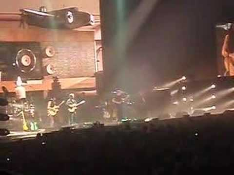"""Roger Waters in Zürich (11.4.07) """"Wish You Were Here"""""""