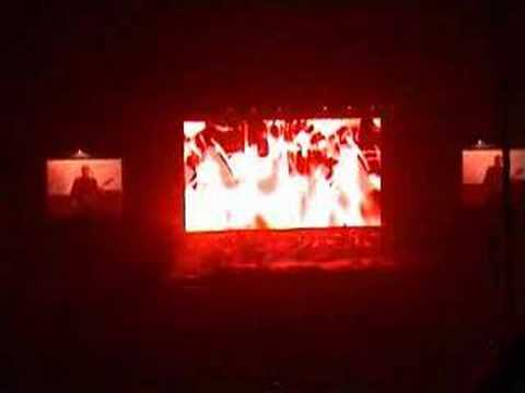 Roger Waters Live in Stockholm 2007 - In the flesh
