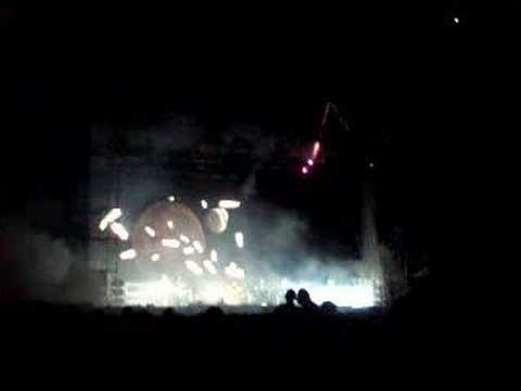 Roger Waters Argentina IMPRESIONANTE Brain Damage/Eclipse