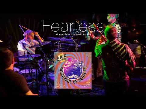 Nick Mason's Saucerful Of Secrets - Fearless (2018-05-21) 24/96