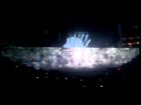 Roger Waters (Pink Floyd) - The Wall, Houston, TX