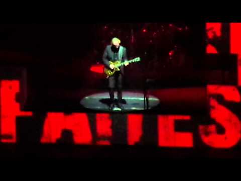 Roger Waters--Mother--Live @ MTS Centre Winnipeg 2012-06-01