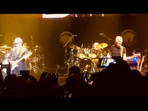 Eric Clapton and Roger Water - Sunshine of your Love - Eventim Apollo - London 17 February 2020