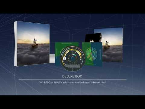 Pink Floyd - The Endless River (Deluxe and Vinyl Unboxing)
