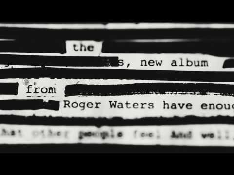 """Roger Waters Album """"Is This the Life We Really Want?"""" (Teaser)"""