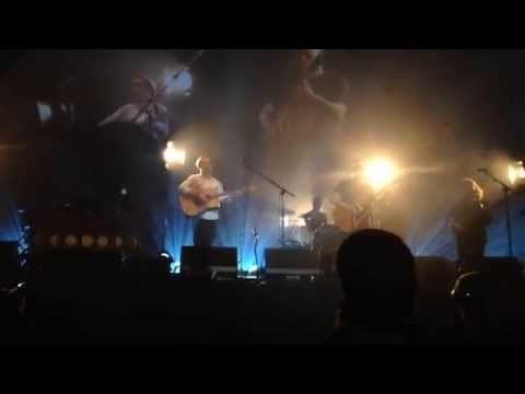 Bombay Bicycle Club and David Gilmour - Rinse Me Down/Wish You Were Here @ Earl's Court London