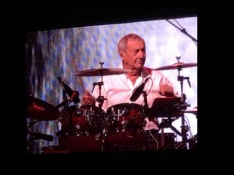 Nick Mason - Comfortably Numb - Music for Marsden benefit concert, 3 March 2020