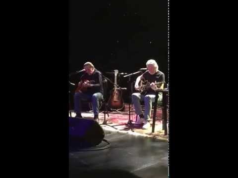 Roger Waters - GE Smith - Wish You Were Here - Pink Floyd - Sag Harbor