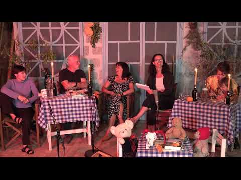 Polly Samson's A Theatre For Dreamers Live (With David Gilmour And Family) #6