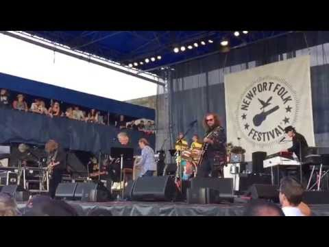 Roger Waters - Brain Damage / Eclipse - Newport Folk Festival - With My Morning Jack July 24, 2015