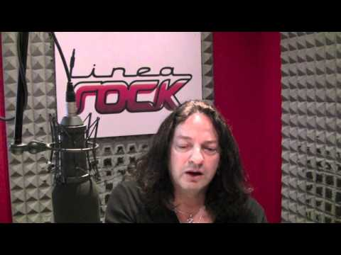 Dave Kilminster (ROGER WATERS Band) - interview @Linea Rock 2011 by Barbara Caserta