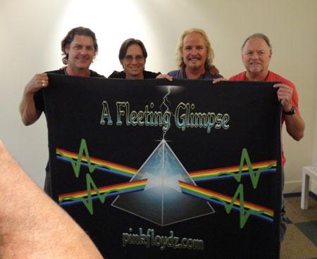 Robbie, Kipp, Mark & Pat.