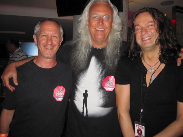 Ron, Col & Dave Kilminster