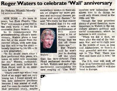 Article from Gardner Massachusetts newspaper with thanks to Greg Hampton