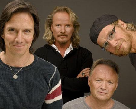 Kipp, Mark, Michael and Pat Lennon. ( photo courtesy of Venice Central)