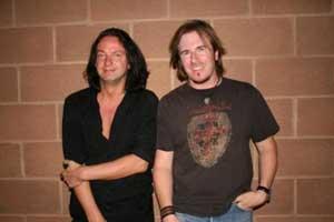 Dave Kilminster & Andy Robbins
