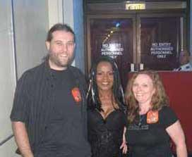 John Elliott, PP Arnold & Jill