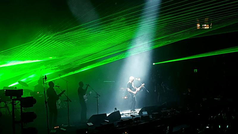 David Gilmour 12 April – Madison Square Garden New York NY USA ...