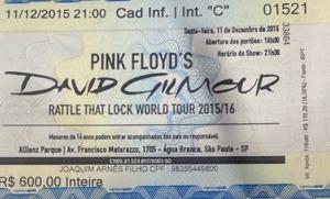 Ticket scan thanks to Joaquim Arnês Filho