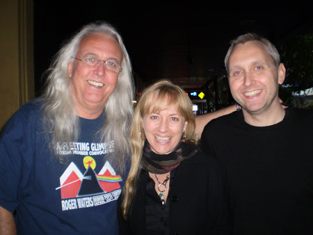 Col, Kirsten Fitzpatrick (from Artisan) & Peter Curzon