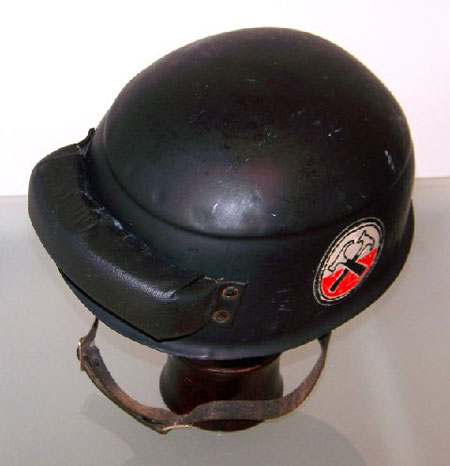 A 'prop' helmet from The Wall movie.