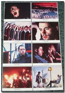 The Wall 'lobby cards' from 1982