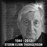 Storm Thorgerson 1944-2013