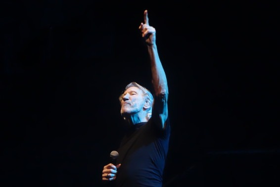 Roger Waters Kicked Off His Us And Them Tour