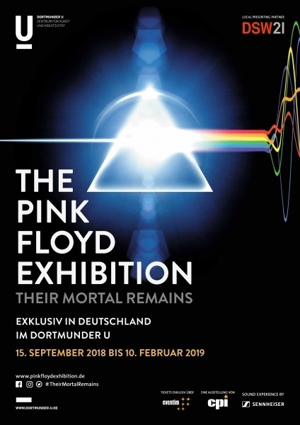 Pink floyd a fleeting glimpse for Pink floyd exhibition