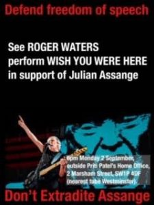 Roger Waters to perform Wish You Were Here live in front of