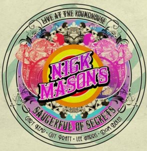 Nick Mason's Saucerful of Secrets 'Live at the Roundhouse' release delayed  until September 2020 - Pink Floyd - A Fleeting Glimpse